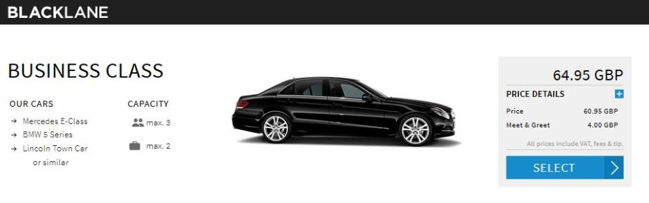 BlackLane Quote - Pre 10% Off
