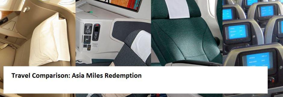 CX Miles Redemption Title