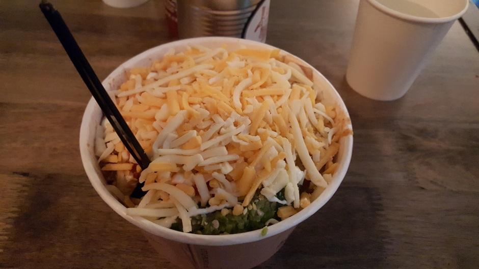 Little Burro Bowl