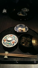 Clam Miso with Rice