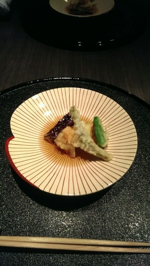 Excellent tempura