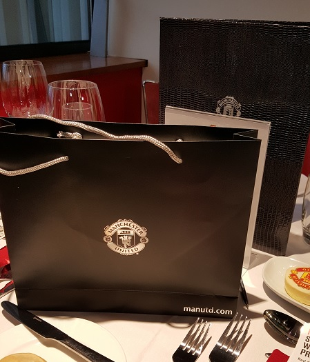 Red Cafe Goodie Bag