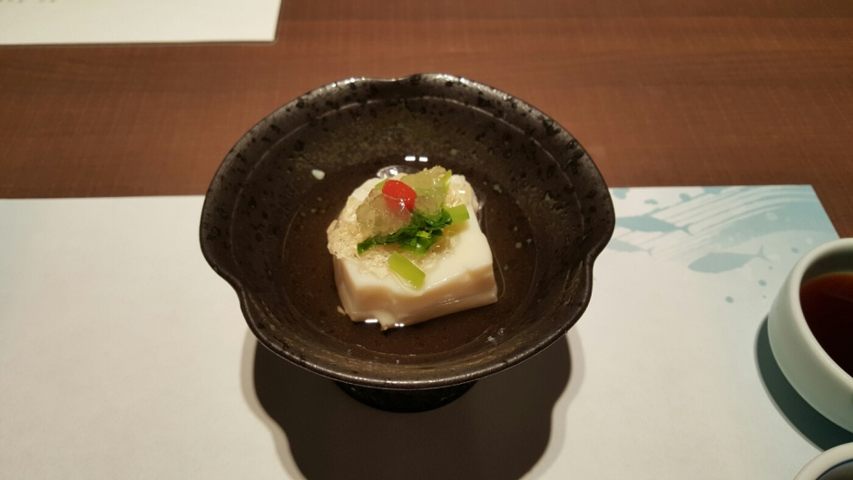 1 - Soya Milk tofu