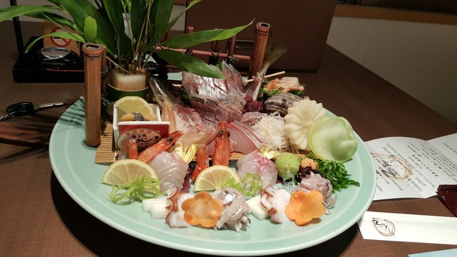 3 - Sashimi