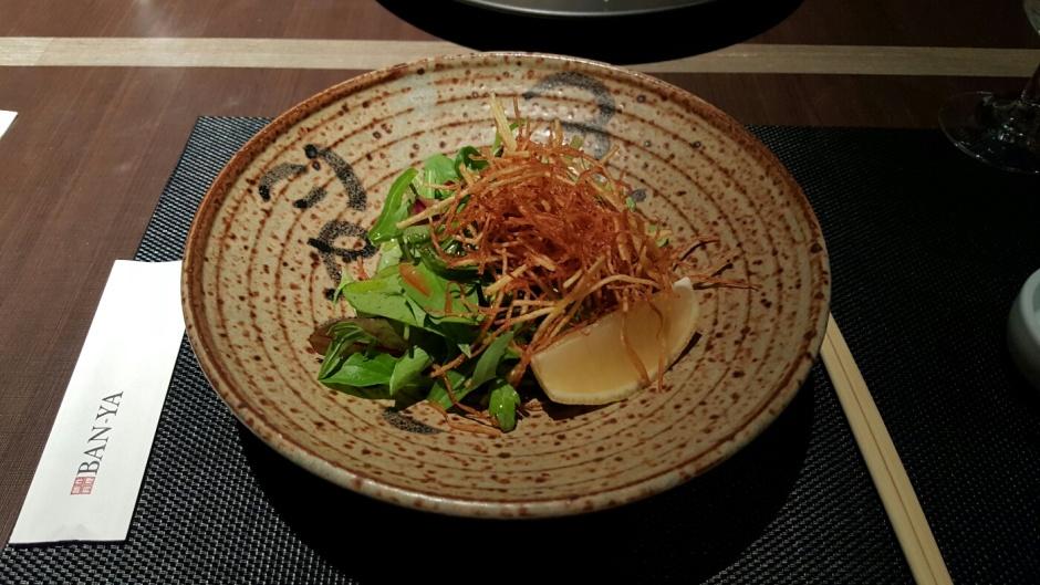 Appetiser - veg
