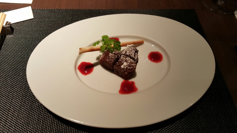 8. Dessert Chocolate