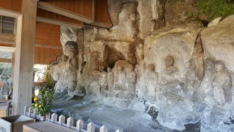 Stone Buddhas