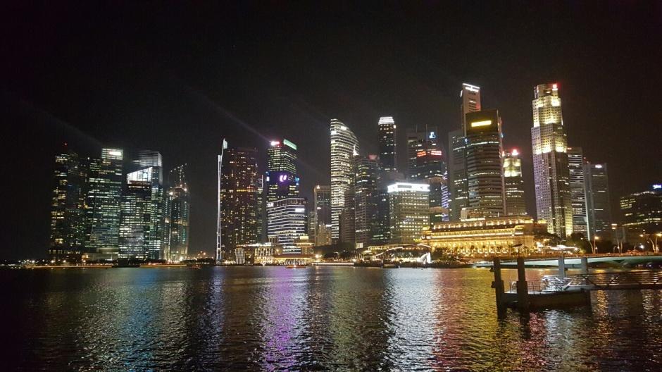 Singapore coast