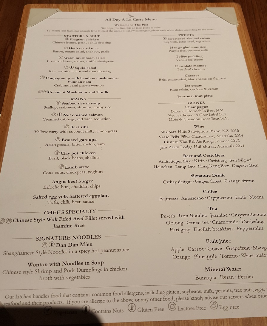 the-pier-menu